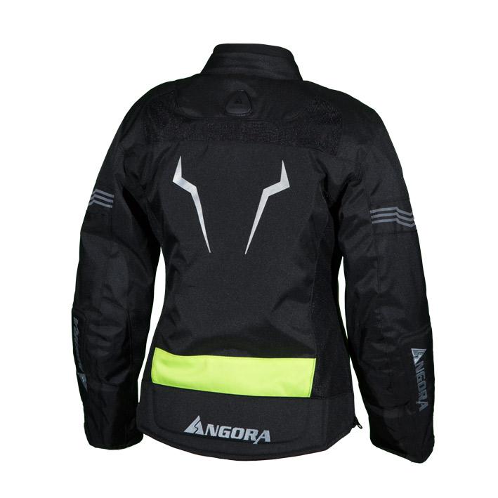 manteau de moto pour femmes 505 angora. Black Bedroom Furniture Sets. Home Design Ideas