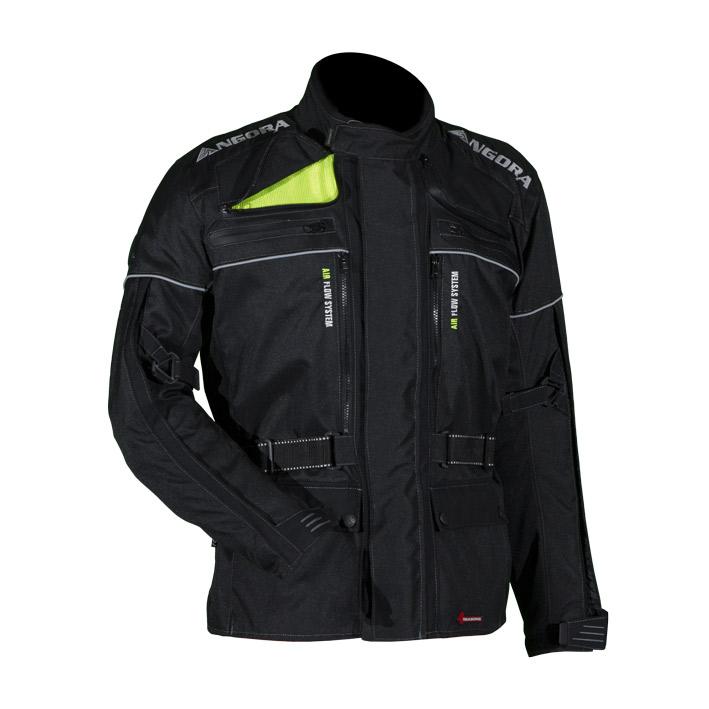 manteau de moto pour hommes 520 angora. Black Bedroom Furniture Sets. Home Design Ideas