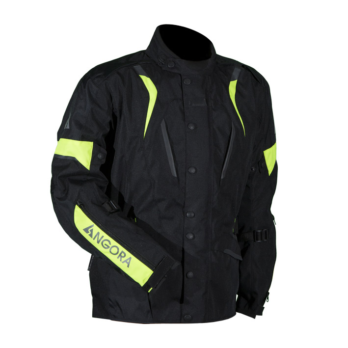 manteau de moto pour hommes 536 angora. Black Bedroom Furniture Sets. Home Design Ideas