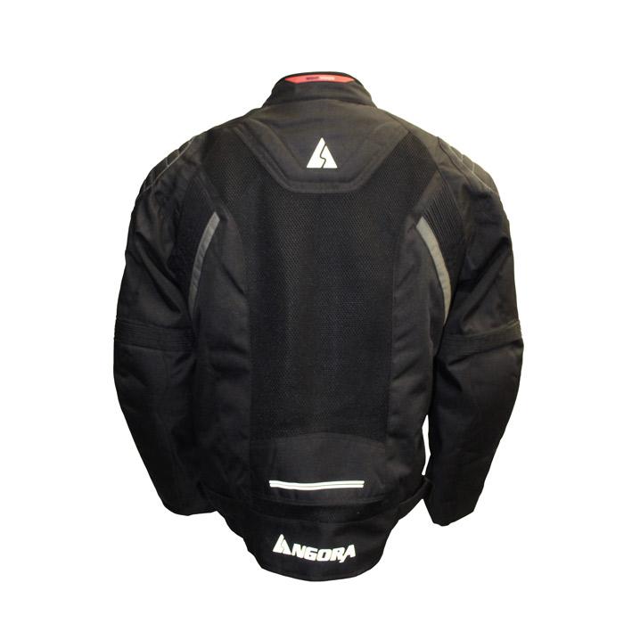 manteau de moto pour hommes 646 angora. Black Bedroom Furniture Sets. Home Design Ideas