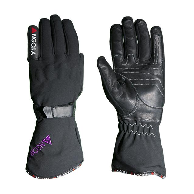 gants de moto pour femmes 30 angora. Black Bedroom Furniture Sets. Home Design Ideas