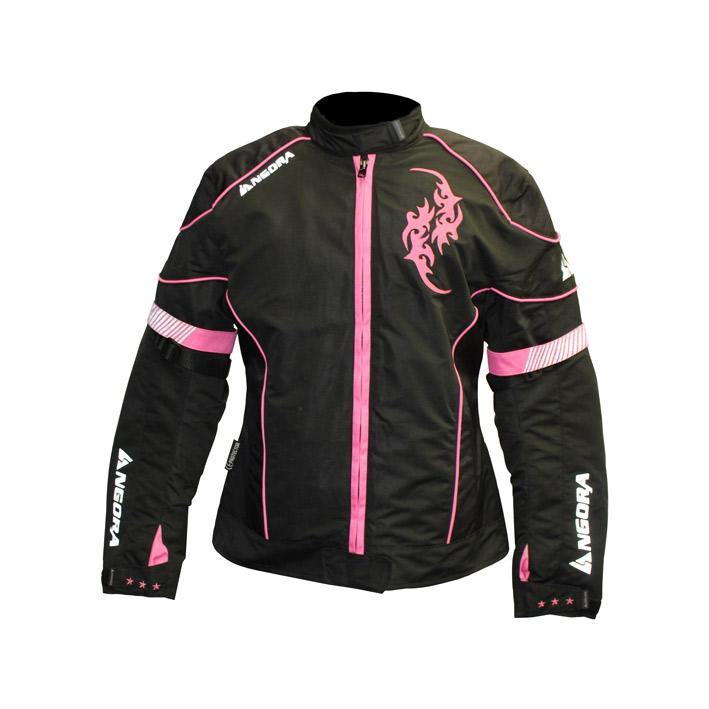 manteau de moto pour femmes 623 angora. Black Bedroom Furniture Sets. Home Design Ideas